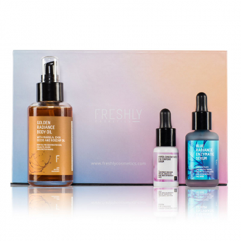 Be Radiant Pack - Freshly Cosmetics