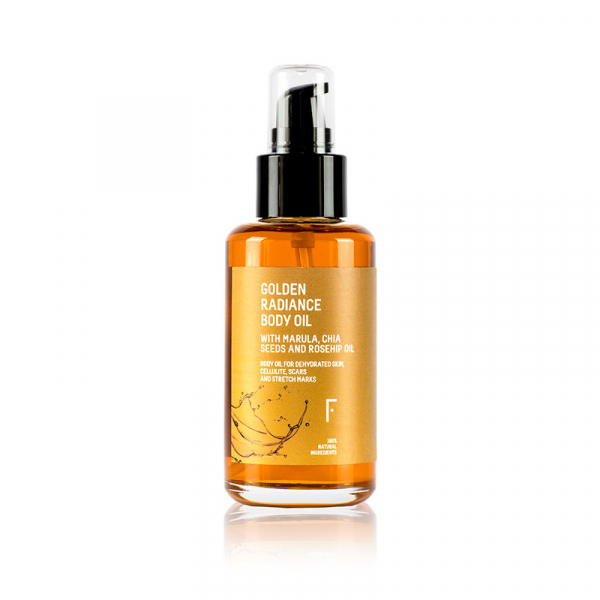 Golden Radiance Body Oil