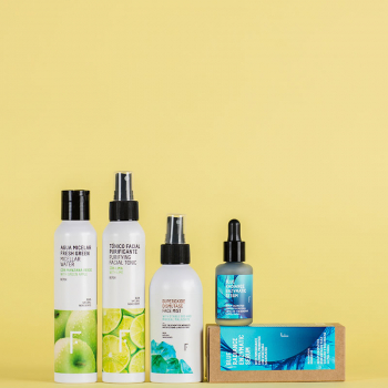 Shine-Control Pack For Oily Skin - Freshly Cosmetics