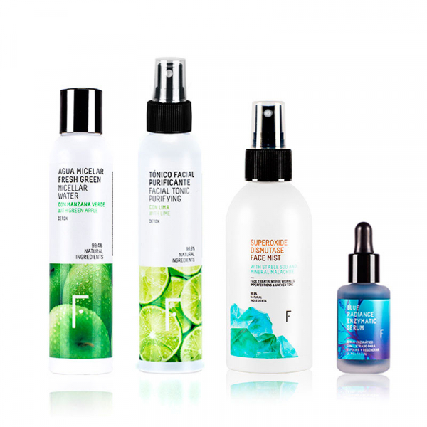 Shine-Control Pack For Oily Skin