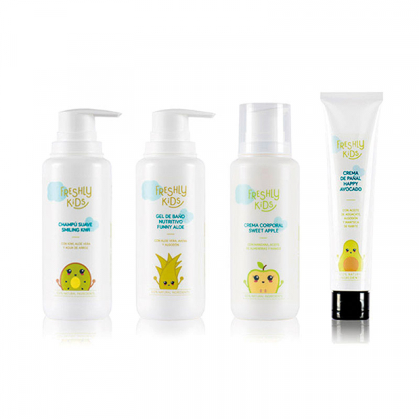 Pack infantil Freshly Kids by Freshly Cosmetics