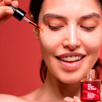 Red Velvet Oil Serum - Aceite y Serum Facial by Freshly Cosmetics