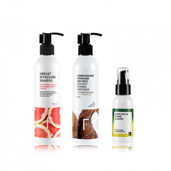 Haircare Intense Detox Plan - Freshly Cosmetics