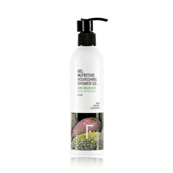 Detox Nourishing Shower Gel