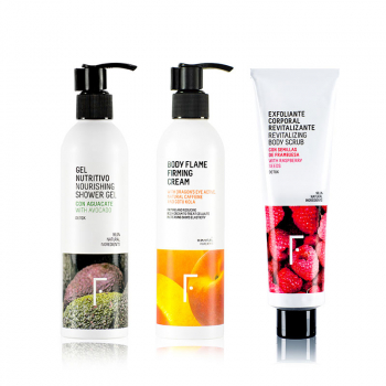 Body Essentials Pack - Cosmética natural Freshly Cosmetics