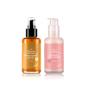 Body Oil & Cleanser Pack by...