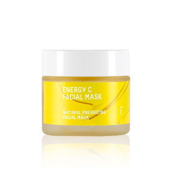 Energy C Facial Mask - Freshly Cosmetics
