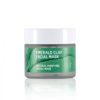 Emerald Clay Facial Mask | Freshly Cosmetics