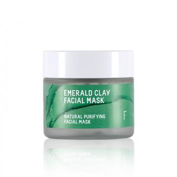 Emerald Clay Facial Mask | Freshly Cosmetics