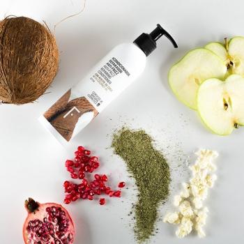 Acondicionador Reparador Anti-Frizz Detox - Cosmética natural Freshly Cosmetics