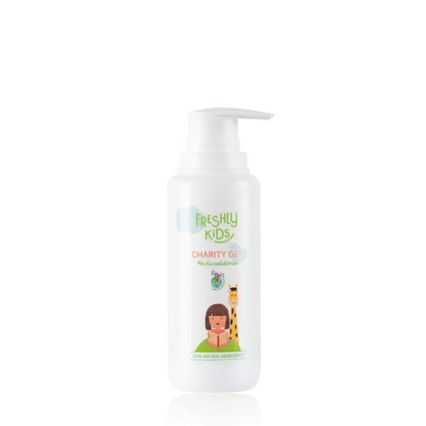 Charity Gel - Bagnoschiuma Nutriente Funny Aloe