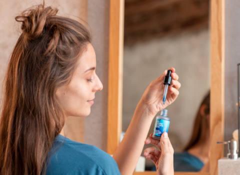 Blue Radiance | Freshly Cosmetics