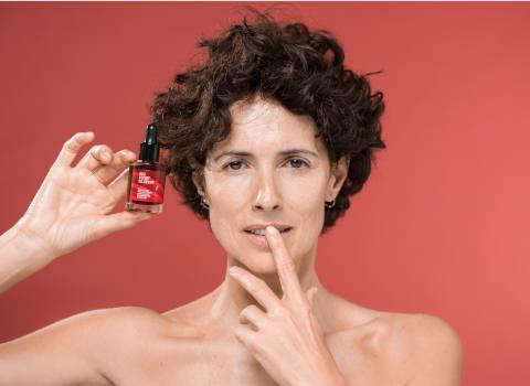 Red Velvet Oil Serum | Freshly Cosmetics
