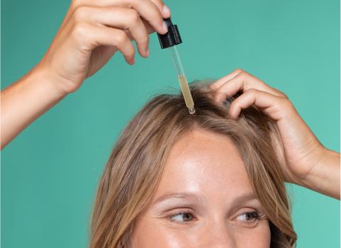 Aplicación Hair Growth