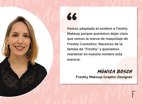 Maquillaje Freshly Cosmetics