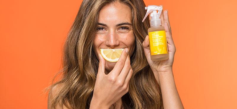 Keratin Spray Freshly Cosmetics
