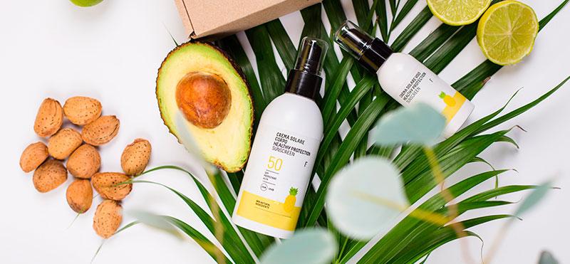 Protezione solare by Freshly Cosmetics