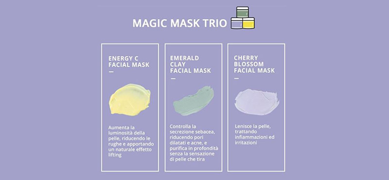 Freshly Cosmetics Facial Masks