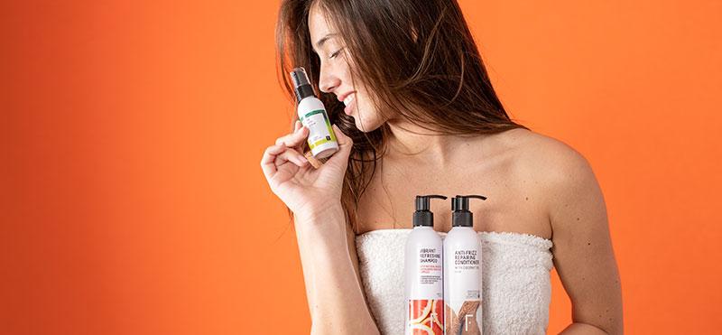 Haircare Intense Detox Plan by Freshly Cosmetics