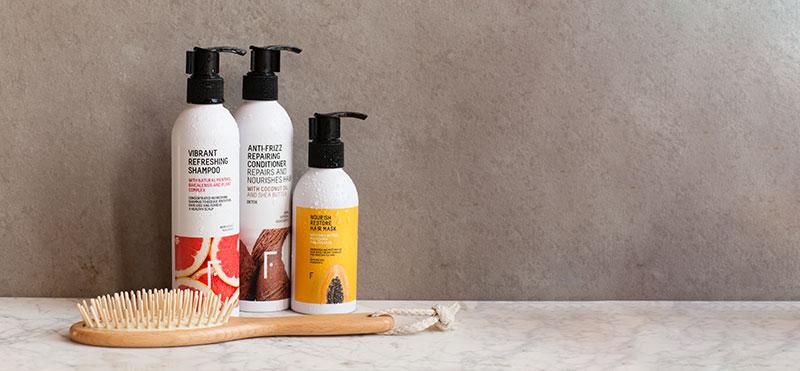 Haircare Restore Detox Plan