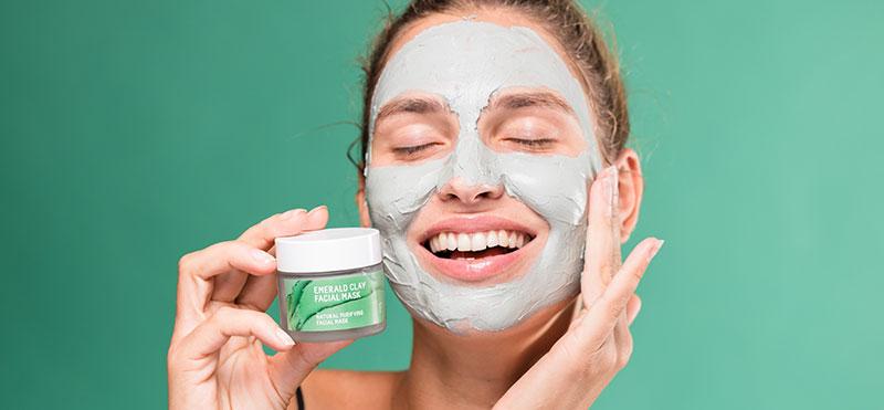 Mascarilla purificante facial Freshly Cosmetics