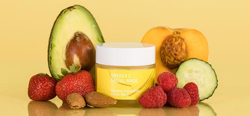 Mascarilla Facial Energy C Freshly Cosmetics