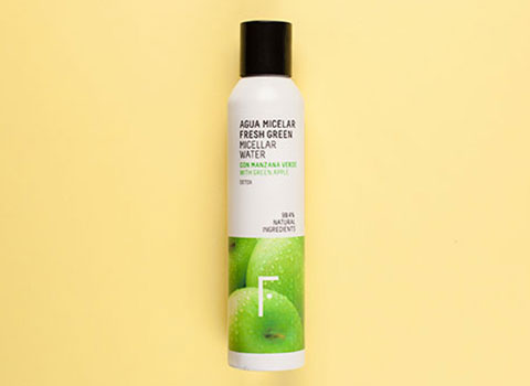 Agua micelar Freshly Cosmetics