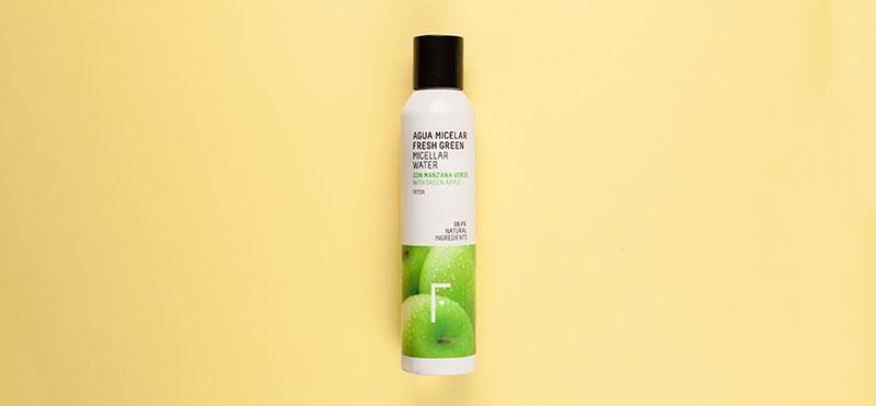Agua micelar Serum Freshly Cosmetics