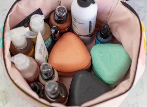 rutina sostenible para la piel