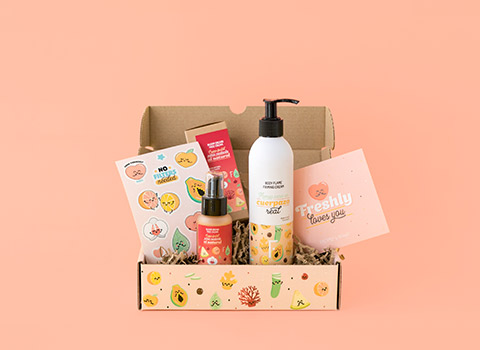 Freshly Cosmetics by Mr. Wonderful