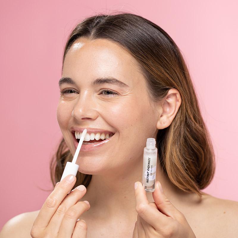 Instant Radiance Lip Gloss | Freshly Makeup
