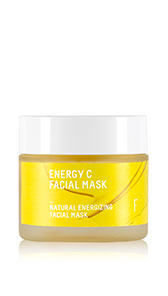 Energising facial mask