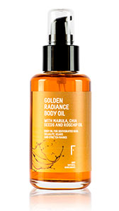 GOLDEN RADIANCE BODY OIL