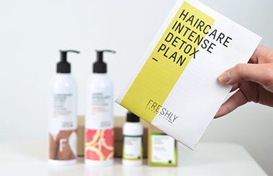 guia haircare intense detox plan