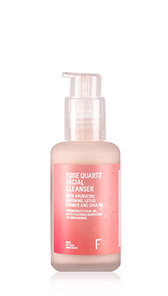 ROSE QUARTZ FACIAL CLEANSER