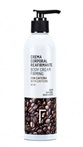 Crema corporal natural detox