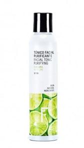 Tónico facial natural detox