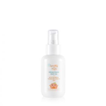 Dream Peach Body Oil | Freshly Cosmetics