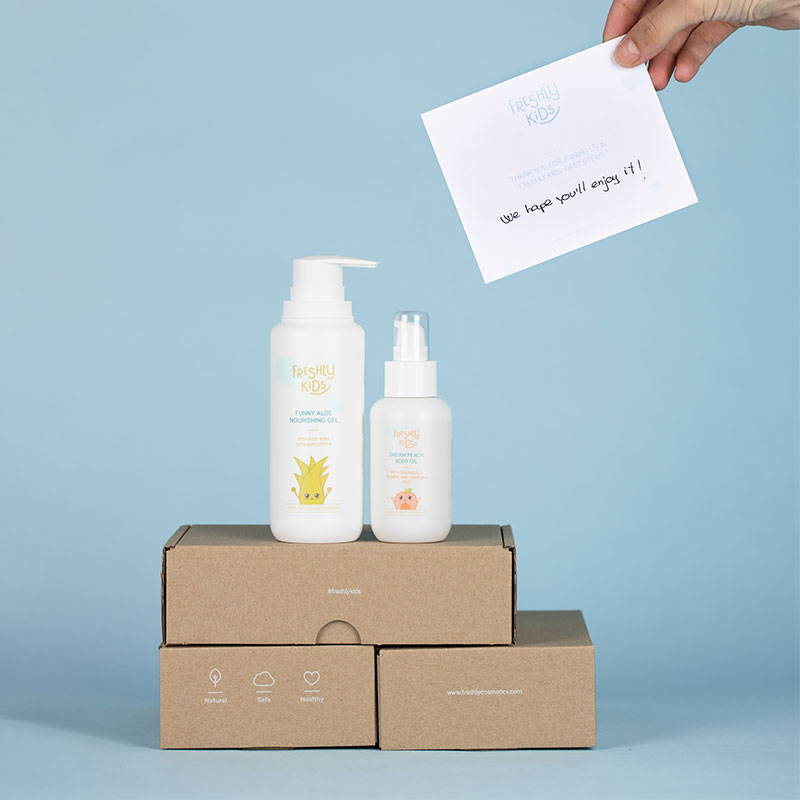 Good Night Pack | Freshly Cosmetics