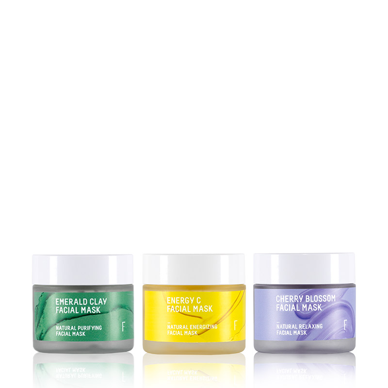 Magic Mask Trio | Freshly Cosmetics