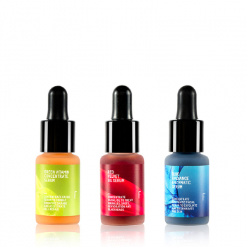 Iconic Mini Serums Pack | Freshly Cosmetics