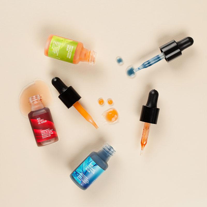 Iconic Mini Serums Pack | Freshly Cosmetics
