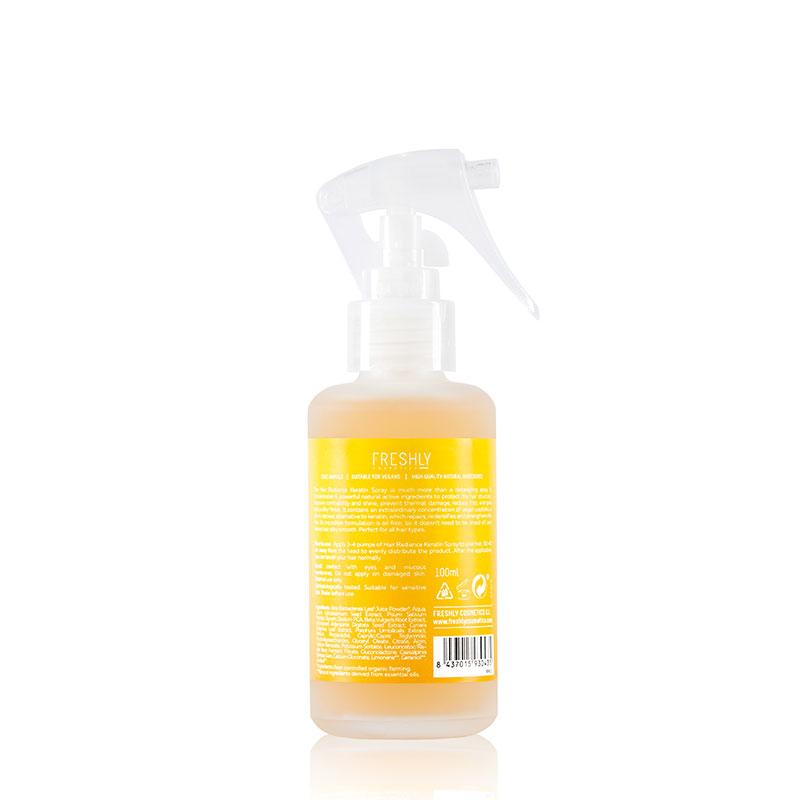 Hair Radiance Keratin Spray | Freshly Cosmetics