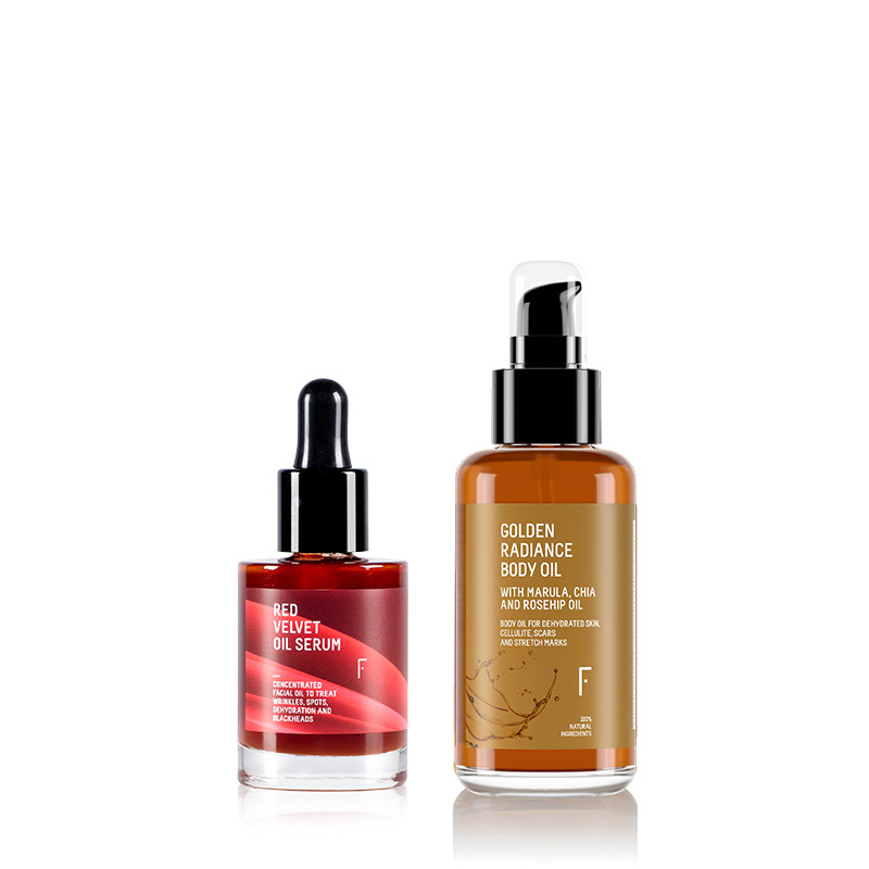 Oil Radiance Pack | Freshly Cosmetics