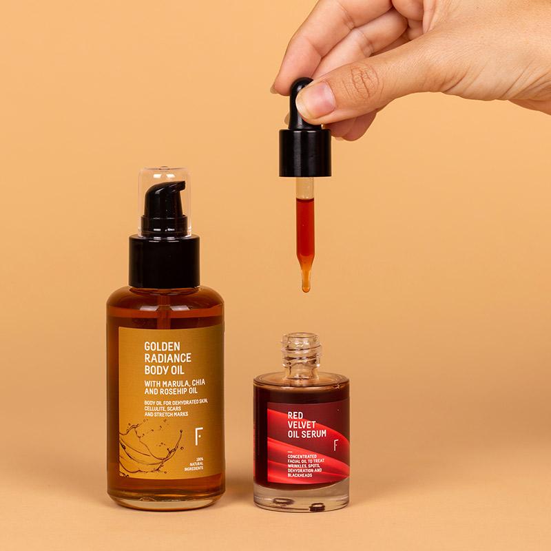 Oil Radiance Pack   Freshly Cosmetics