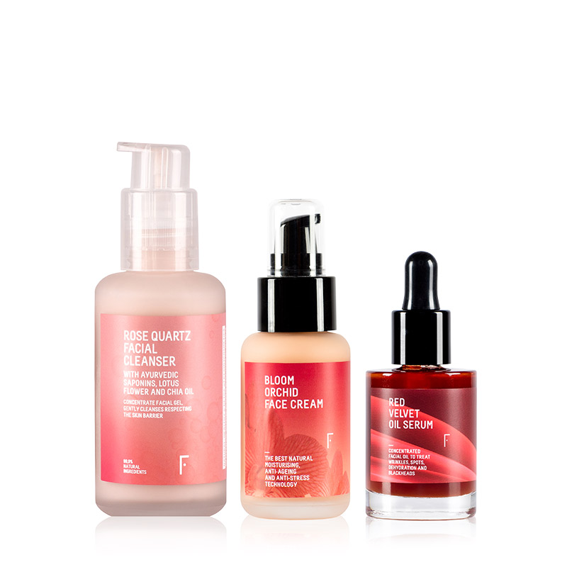Soothing Pack For Sensitive Skin   Freshly Cosmetics