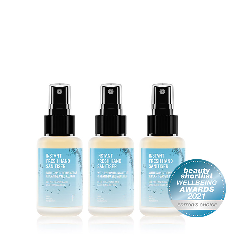 Hand Sanitiser Pack | Freshly Cosmetics