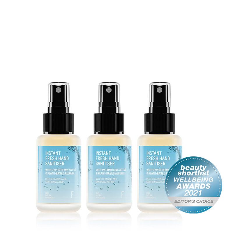 Hand Sanitiser Pack   Freshly Cosmetics