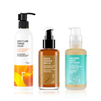 Powerful Body Trio | Freshly Cosmetics