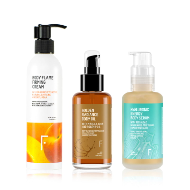 Powerful Body Trio | Freshly Cosmetics